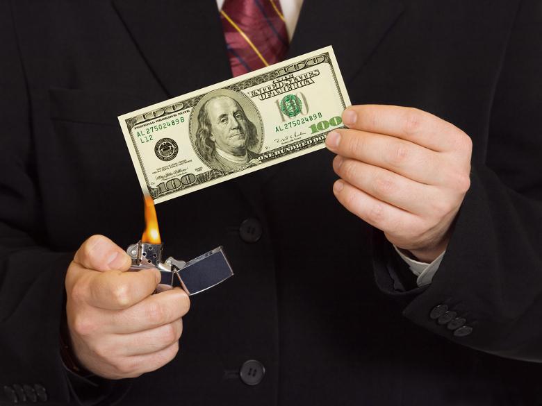 insurance isn't just burning money