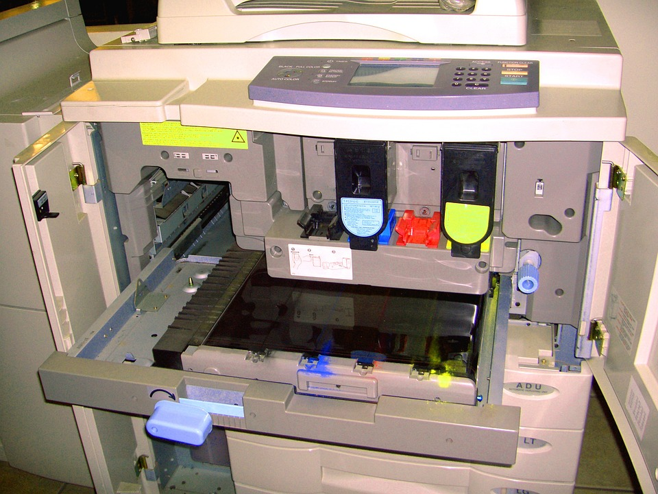 Security Features to Look for in Your Next Office Photocopier